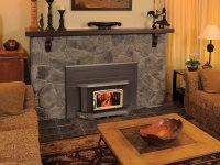 Pacific Energy | Summit Fireplace Insert | Top Hat Home ...