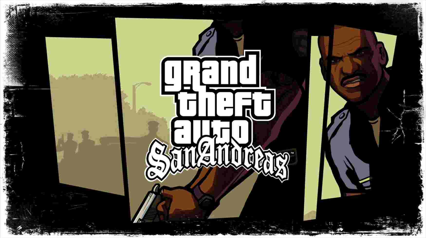 Grand Theft Auto San Andreas Highly Compressed Free Download Pc