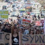 No right to protest in NSW