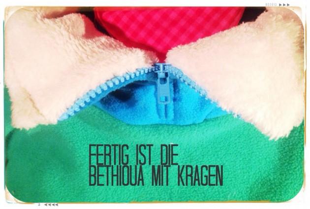 Kragen Bethioua Snow-Edition