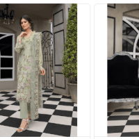 Latest Designs Zartash Festive Chiffon Collection for women's