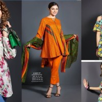 Nishat Linen Spring Summer Collection for women's