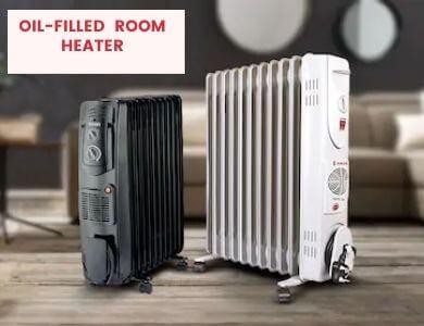 Oil Filled Room Heater