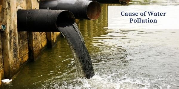 Cause of Water Pollution