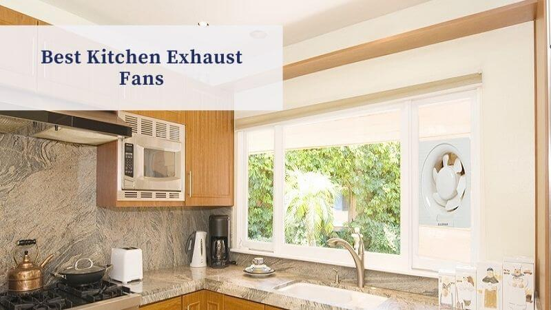 best exhaust fans for kitchen in India