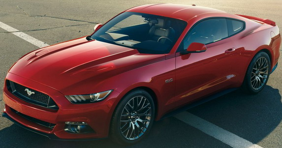 ford mustang 2015 - 2