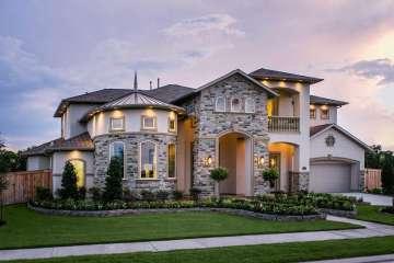 休斯顿待售的新房数量领先全美,新房开工数量全美第一