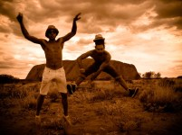 Jamiroquaï et Corky © Yopich