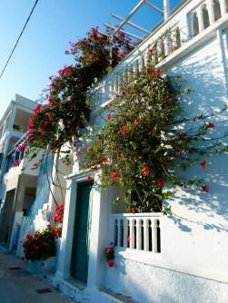 Jardin à la grecque