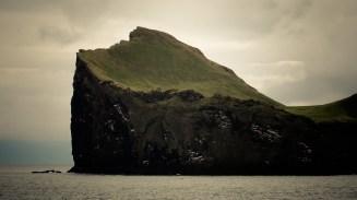 L'arrivée aux îles Vestmann