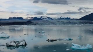 Le Lac polaire de Jökulsárlón II