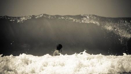 et va se faire aplatir l'occiput © Sandy