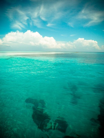 Nano île déserte © Topich