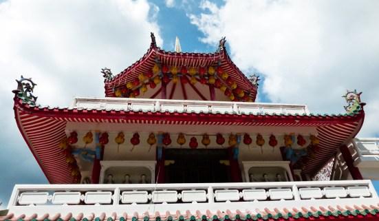 Temple de Kek Lok © Sandy
