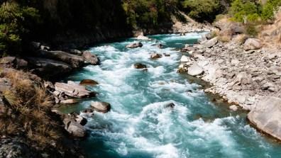 Un affluent de la Bagmati © Topich