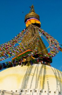 LE Stupa de Bouddha © Topich