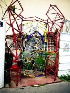 Bike's web © JanPier