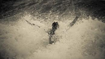 Avant gout de tsunami © Sandy