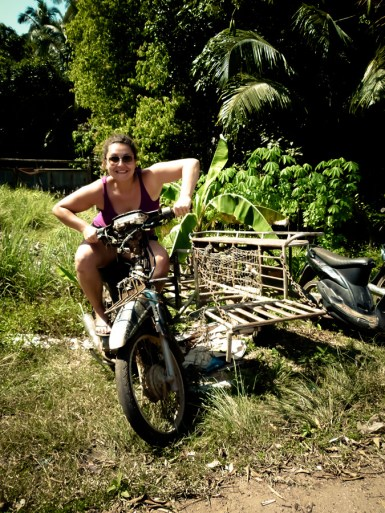 La bikeuse ! © Topich