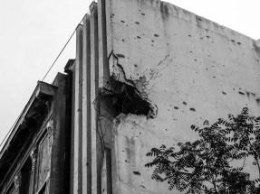 Les cicatrices de Mostar II © Topich