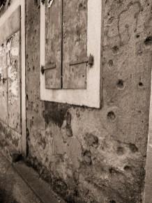 Les cicatrices de Mostar IV © Sandy
