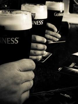 Et dernières Guinness © Topich