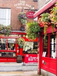 Irish Breakfirst in Temple Bar © Topich