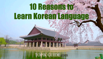 6 Reasons why Learning Korean Language is Difficult | TOPIK