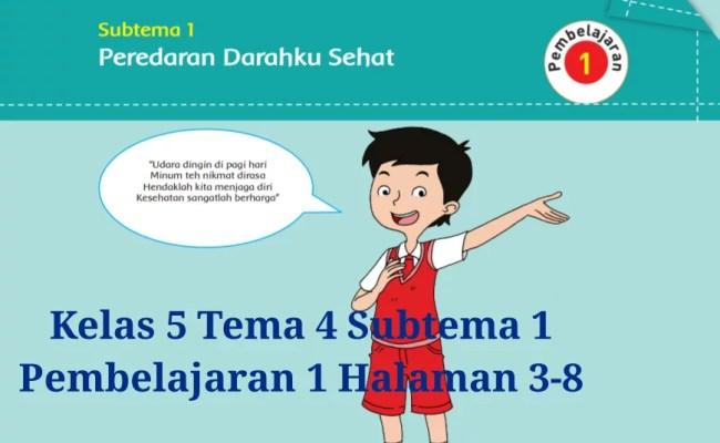 Kunci Jawaban Buku Siswa Kelas 6 Tema 7 Subtema 1 Cute766