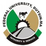 Federal University, Dutsin-Ma, Katsina (FUDutsinma) Admission List for 2019/2020 Academic Session