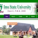 Imo State University (IMSU) Post UTME / Direct Entry Screening Form for 2019/2020 Academic Session