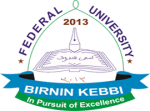 Federal University Birnin-Kebbi. (FUBK) New Courses and Requirement 2019 See list of Courses Offered