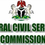 Federal Civil Service Commission Recruitment 2019/2020 Entry Form
