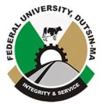 FUDMA POST UTME Cut off marks 2019/2020 Admission Exercise