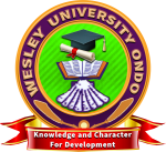 Wesley University New Courses and Requirement 2019/2020 |  See list of Courses Offered in Wesley University Of Science And Technology
