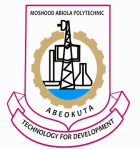 Moshood Abiola Polytechnic (MAPOLY) Important Notice to ND 1 Full-Time Students for 2019/2020 Academic Session