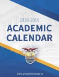 Gombe State Univerisity (GSU) New and current Academic Calendar for 2019/2020 Academic Session