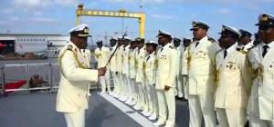 Nigeria Navy Training Location