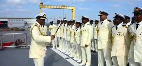 Nigeria Navy Aptitude Test Past Question
