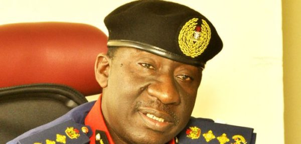 NSCDC Training Date and Location