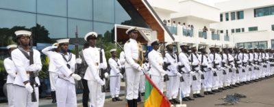Ghana Navy Recruitment Form
