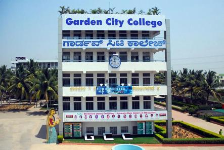 Garden City University College Admission Form