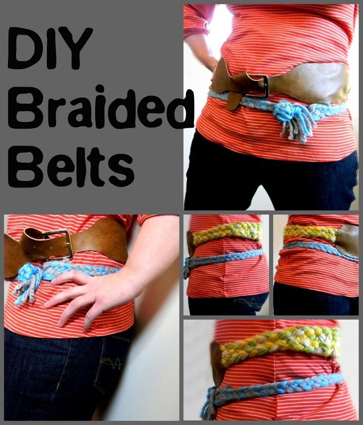 Top 10 Best DIY Belts  Top Inspired