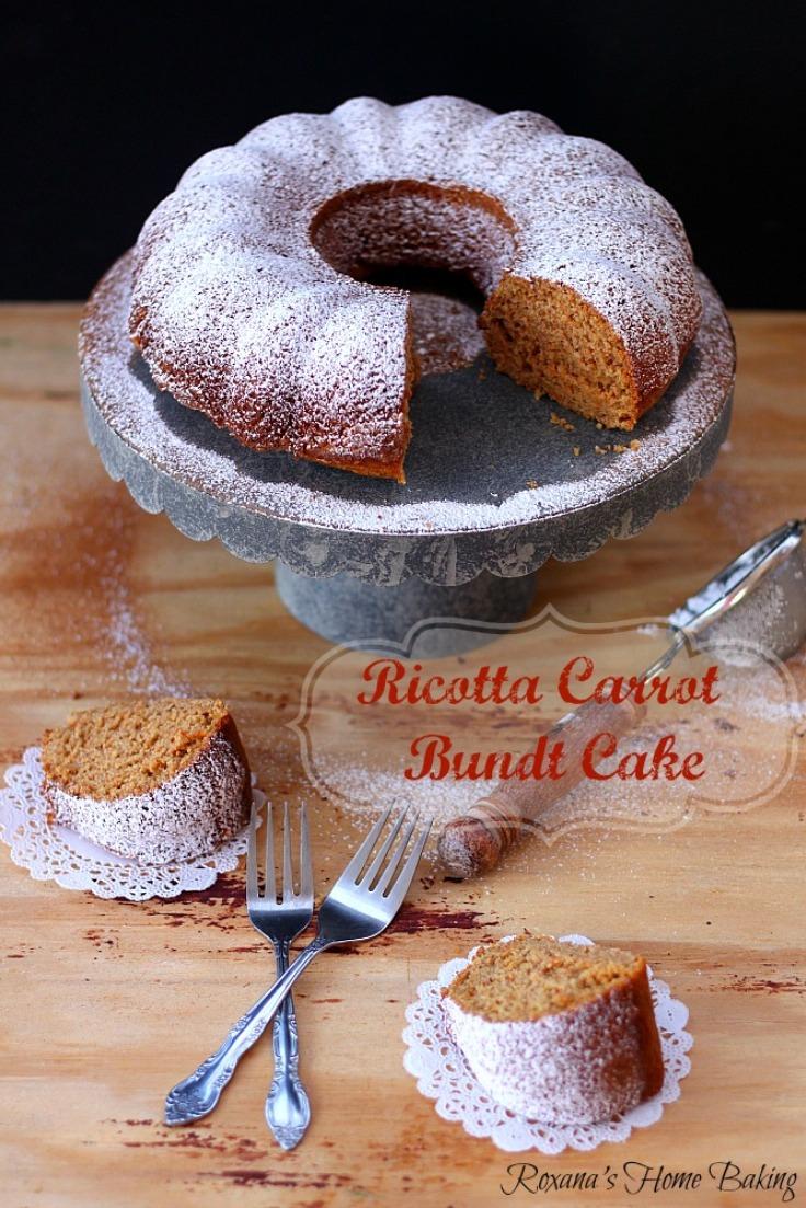 Triple Cake Recipe