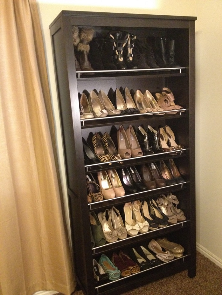 Top 10 Useful DIY Shoe Storages