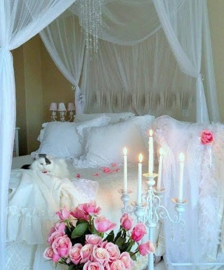 It's likely you and your guests will spend countless hours in this room, discussing and entertaining. Top 10 Romantic Bedroom Ideas for Anniversary Celebration