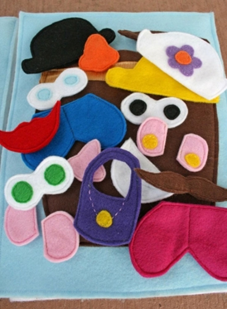 Homemade Christmas Gifts For Toddlers