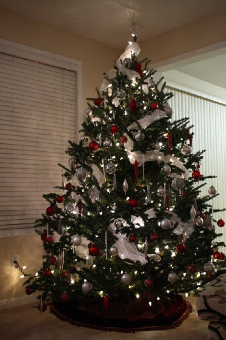 Top 10 Inventive Christmas Tree Themes  Top Inspired