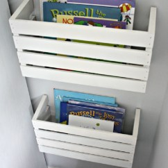 Children S Playroom Sofa Sectional Ratings Top 10 Diy Kid's Book Storage Ideas - Inspired