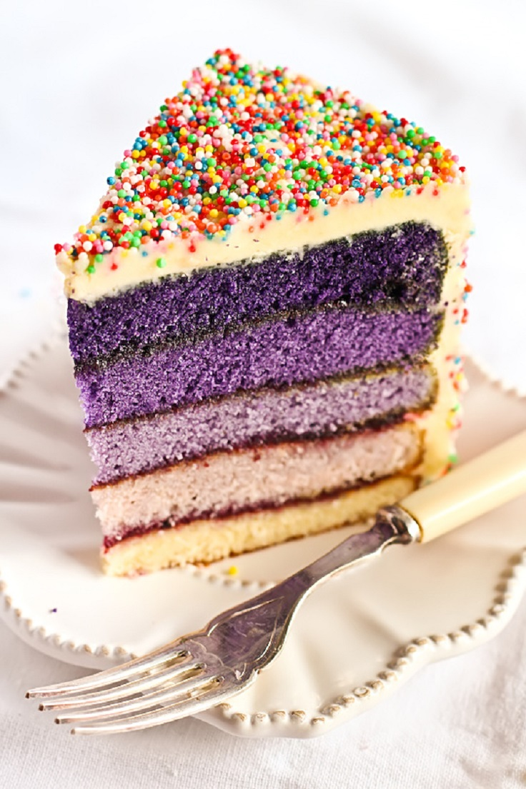 Top 10 Best Birthday Cake Recipes Top Inspired